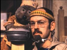 Frank Oz performing Ma Otter