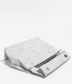 ZARA - NEW COLLECTION - CRACKLED LEATHER HANDBAG