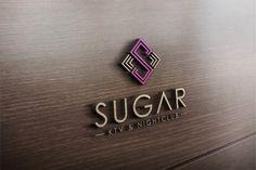 GE | Logo desain untuk sugar night club / sugar ktv & club | Logo