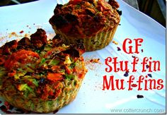 Gluten Free Stuffin Muffins and Three Bakers Giveaway