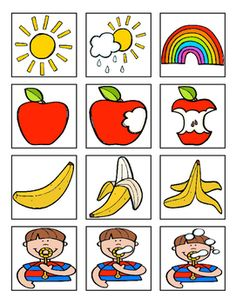 Sequencing Boards by Traci Bender - The Bender Bunch Sequencing Worksheets, Sequencing Cards, Story Sequencing, Kids Math Worksheets, Aba Therapy Activities, Autism Activities, Montessori Activities, Preschool Activities, Speech Language Therapy