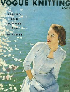 Vogue Knitting-1953