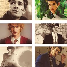 Andrew Garfield  as Remus Lupin