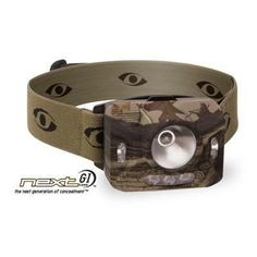 Ranger Camo Headlamp