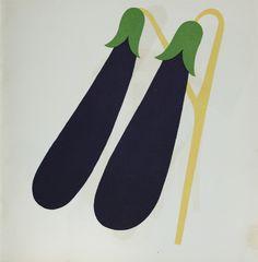 My Vintage Avenue !!! 50's and 60's illustrations !!!: Découpages, papercuts by Pierre Belvès, 1947.