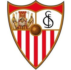 Sevilla FC Kits Dream League Soccer are very amazing and cool. Sevilla FC DLS 2019 Kits can be changed to give a new look. Soccer Logo, Football Team Logos, World Football, Soccer Teams, Free Football, Sports Logos, Jesus Navas, Uefa Champions League, Fc Barcelona