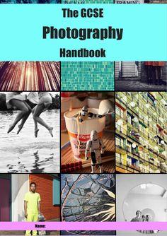 GCSE Photography Handbook