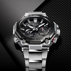 G Shock Watches Mens, Casio G Shock, Triple G, Metal Models, Stainless Steel Watch, Chronograph, Bluetooth, Core, Bands