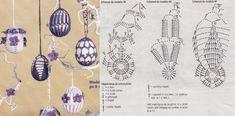 Easter Crochet, Crochet Home, Pillows, Artwork, Christmas, Decor, Maps, Accessories, Hand Crafts