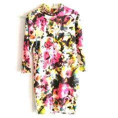 Floral Dress Nwot floral dress size 10. Dresses Mini