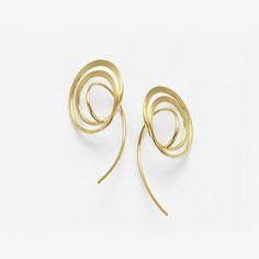 KATHRIN SÄTTELE-DE Earrings Double Circle