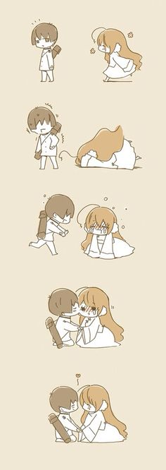 Hetalia - Chibi Japan and Taiwan : Kiss !