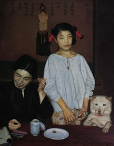 El Hurgador [Arte en la Red]: Pintando perros (XLVI) - Chinos (VI)