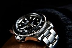the famous Rolex Submariner