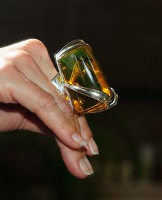 spectacular massive mexican amber with by oceanandmorejewels, €980.00