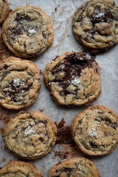 CLASSIC CHOCOLATE CHIP COOKIESFollow for recipesGet your FoodFfs  Mein Blog: Alles rund um Genuss & Geschmack  Kochen Backen Braten Vorspeisen Mains & Desserts!