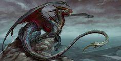Dragón, de Devon Cady-Lee