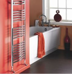 Divine Bathroom Kitchen Laundry #Heated #Towel #Rail