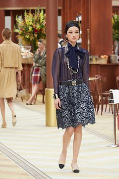 Chanel: Fall 2015 Ready-to-Wear | ItsParisK