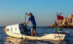This just in: South African adventurer is about to break a world record  An incredible journey is about to come to an end.  https://www.thesouthafrican.com/this-just-in-south-african-adventurer-is-about-to-break-a-world-record-video/