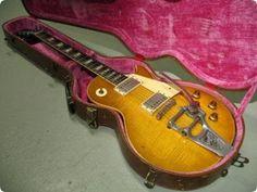Guitar Snob: Gibson Les Paul 1959 - Keith Richards