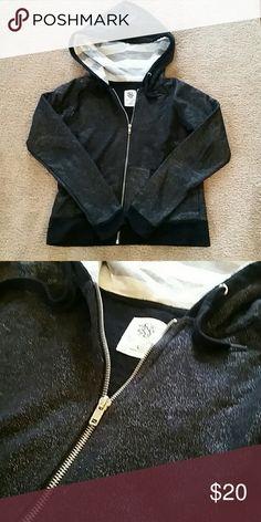 Jessica Simpson metallic hoodie Size 16 Jessica Simpson Shirts & Tops Sweatshirts & Hoodies