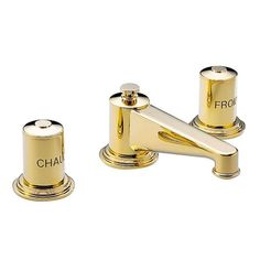 G2T THG Paris Pierre-yves Rochon Faubourg Metal Widespread Faucet available @Focal Point Hardware