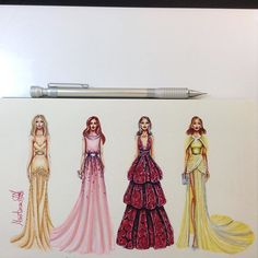 @goldenglobes2016 's Beauties  mini sketches     @rosiehw  @lesliemann  @zendaya @jlo  @goldenglobes ____________________________________ #goldenglobes #goldenglobes2016 #fashionillustration #fashion #rosiehuntingtonwhiteley #lesliemann #zendaya #jlo #versace #moniquelhuillier #marchesa #marchesafanfriday #giambattistavalli #dress#model# #makeup #hair #copic #sketch #drawing #illustration #blogger #fashionblogger #art #MariaToscanoDesign