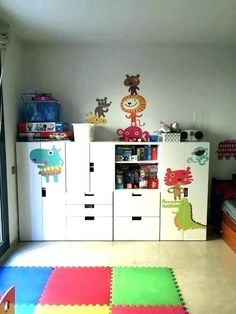 Stylish Inspiration Ideas Ikea Kids Room Childrens Bedroom Furniture Best Of With 25 Rooms - Luxury House Ikea Kids Bedroom, Ikea Kids Playroom, Kids Bedroom Storage, Childrens Bedroom Furniture, Ikea Kids Wardrobe, Bedroom Wardrobe, Ikea Stuva, Bookcase Storage, Tv Storage