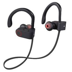 SPORT wireless  Headset 4.1 Wireless Stereo Headphones Noise Cancelling with Mic