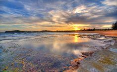 Mona Vale Beach - Sydney Australia