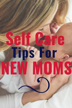 Self care for moms - Self care tips for moms. Take care of yourself so you can take care of your baby. Breastfeeding Problems, Breastfeeding And Pumping, Post Pregnancy, Pregnancy Advice, Post Natal Care, New Baby Checklist, Mom Survival Kit, Postpartum Fashion, Mom And Baby