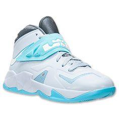 Boys\u0027 Grade School Nike Soldier 7 Basketball Shoes | FinishLine.com | Light  Armory
