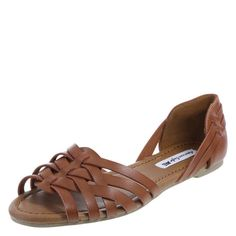 Embrace your love for culture with the Betsey Huarache sandal from American Eagle. It features a woven, two-piece design, peep toe, padded insole, and a gummed rubber outsole. Manmade materials.