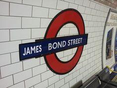 Londres, James bond tour