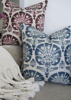 Celeste Pillows from JA Design Studio