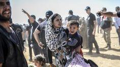 De onde são os refugiados e do que é que fogem? - Observador