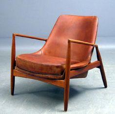 Seal Chair - Ib Kofod Larsen