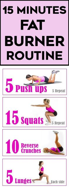workouts to lose weight fast at home