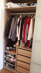 Šatní vestavěná skŕíň - Nymburk - Sbazar.cz Ikea, Closet, Home Decor, Armoire, Decoration Home, Ikea Co, Room Decor, Closets, Cupboard