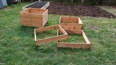 How To Build A Potato Box Video | DIY Garden Design - Grow 100 Pounds Of Potatoes #SurvivalLife www.survivallife.com