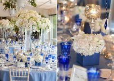 Blue and White Wedding / Something Borrowed, Something Blue « Wedding Ideas, Top Wedding Blog's, Wedding Trends 2014 – David Tutera's It's a Bride's Life