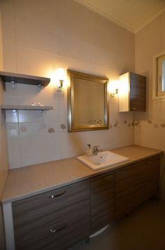 Kylpyhuoneet ja WC - Omega-Keittiöt