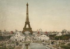 Exposition Universelle 1900, Paris