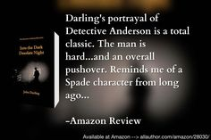 Book review on Amazon Amazon Reviews, Book Review, Detective, The Man, The Darkest, Author, Books, Libros, Book