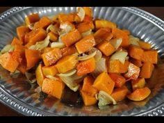▶ Roasted Butternut Squash Recipe - YouTube