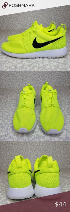 """50/"""" VOLT Fluorescent Green OVAL Athletic Running Training Sports Shoe Laces"""