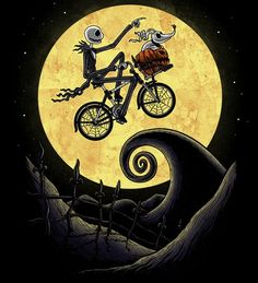 Nightmare Before Christmas/ET