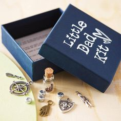 personalised little dad kit by from lucy | notonthehighstreet.com
