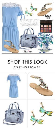 """""""Road Trip Style- Rosegal 59/III"""" by aazraa ❤ liked on Polyvore"""
